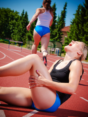Preventing sporting injuries by balancing your body