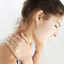 Adolescence:  A pain in the neck