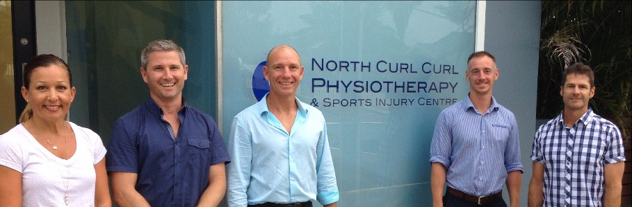 Partnership with North Curl Curl Physiotherapy