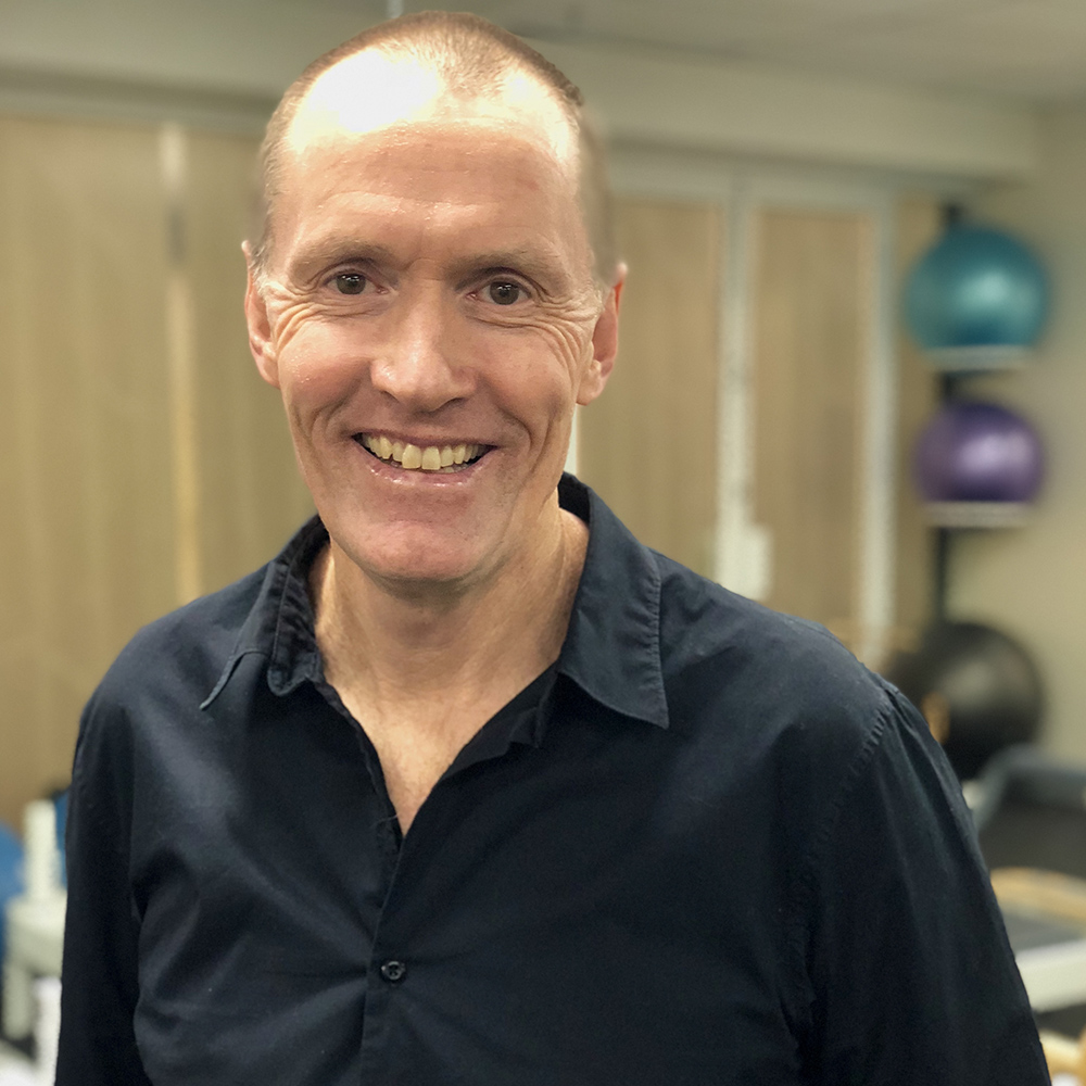 Brian Payne MGS Physiotherapy Northern Beaches